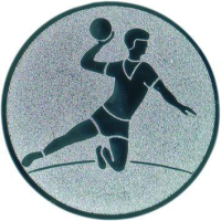 Emblem Handball-Hn. Ø50mm